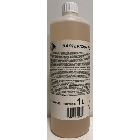 BACTERICIDA ECOGREEN AM 5Litros